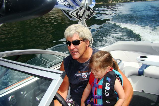 Summer Fun on the Lower Arrow Lakes