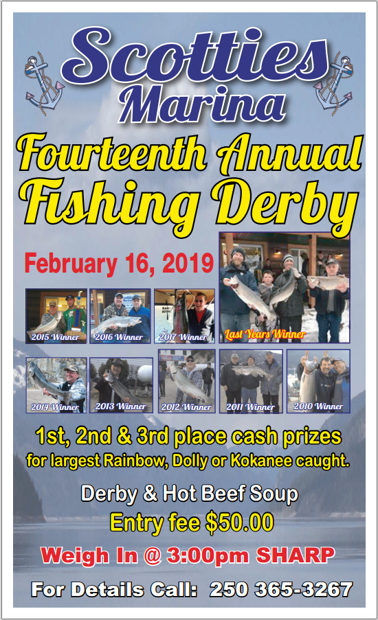 Scotties 14th Annual Fishing Derby